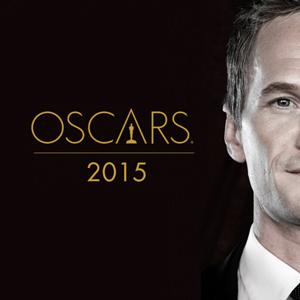 Os ganhadores do Oscar 2015