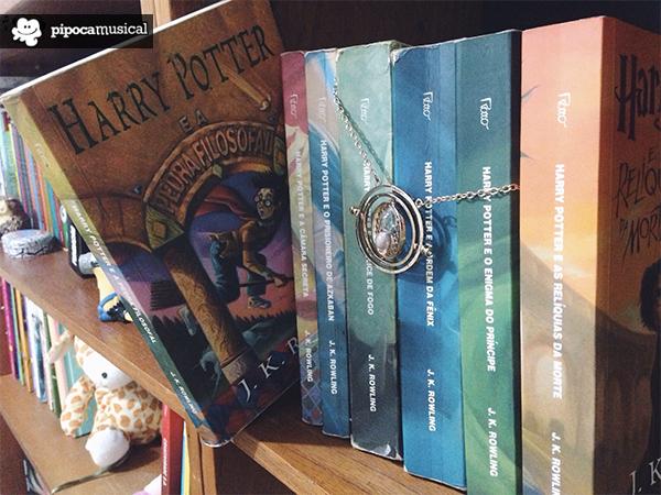 Livros que mudaram a minha vida: Harry Potter