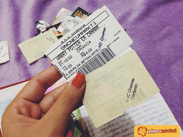 Esses ingressos causaram comoção lá na fanpage, não pela nostalgia, mas pelo PREÇO.