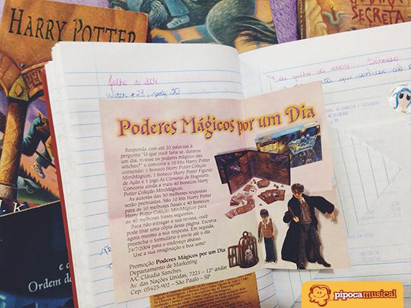 Concurso da Revista Witch.