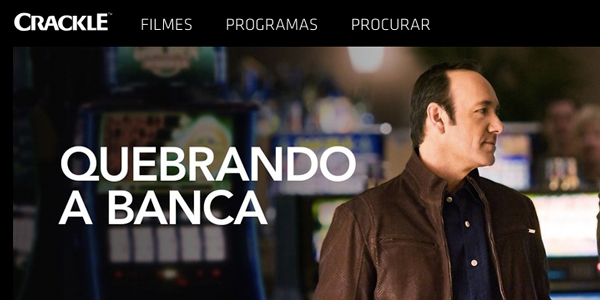 dicas servicos streaming filmes series, crackle movies
