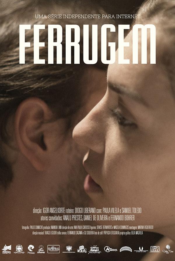 Ferrugem, websérie brasileira disponível no YouTube