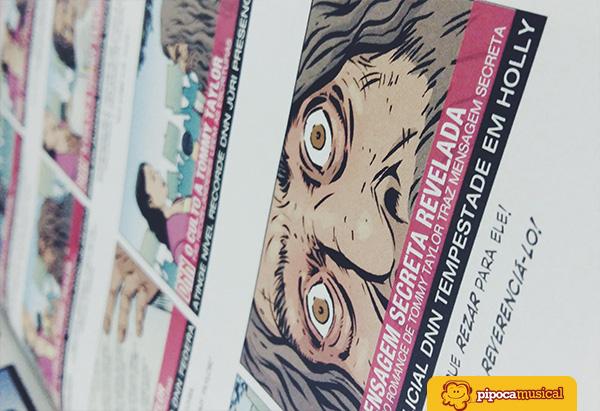 o inescrito resenha quadrinhos, pipoca musical, panini comic, dicas de quadrinhos, selo vertigo
