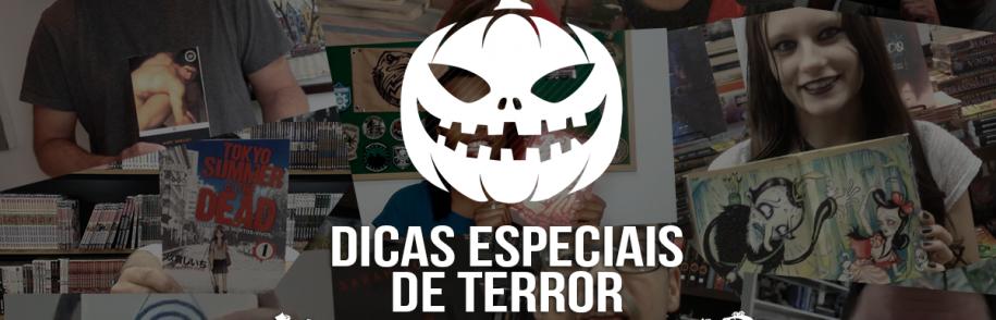 Dicas de livros de terror por livreiros, autores e profissionais | #AllHallowsRead