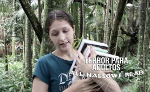 Dicas de livros de terror para ler de luz acesa | #AllHallowsRead