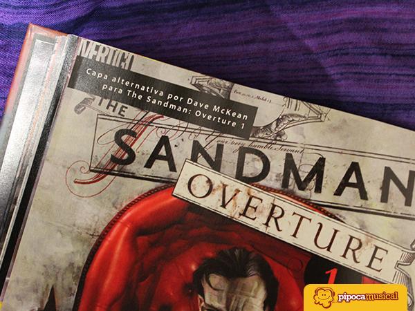 sandman overture, sandman prelúdio resenha, resenha neil gaiman, quadrinhos gaiman, panini books, karol kunieda