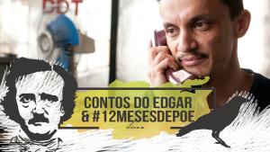Contos do Edgar + Projeto de Leitura #12MesesDePoe