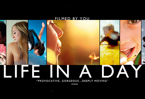 Dica de filme: Life in a Day