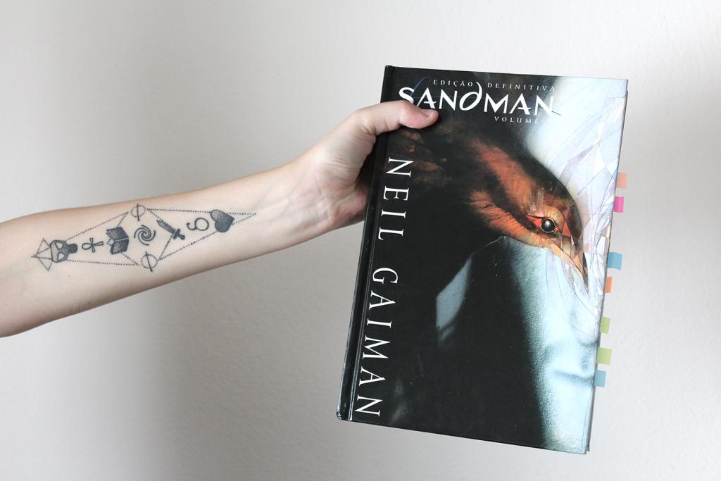 Sandman Volume 1 - Pipoca Musical