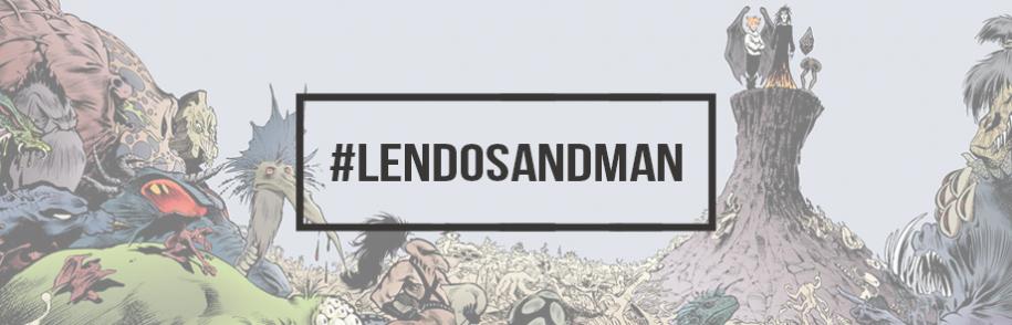 Projeto de Leitura | #LendoSandman