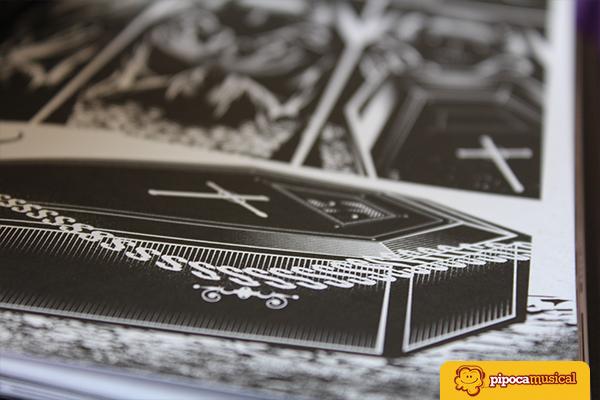 Resenha do quadrinho PRONTUÁRIO 666 - Zé do Caixão