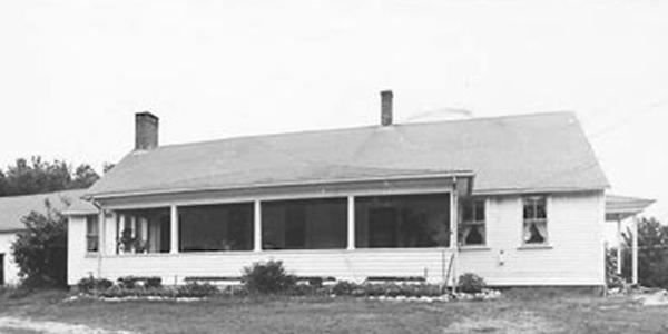 A casa assombrada de Harrisville
