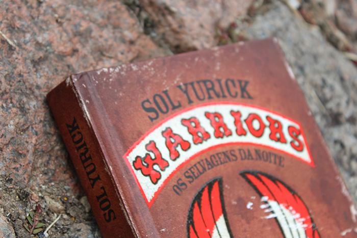 resenha livro warriors, warriors darkside, fabio m barreto, pipoca musical, livros de gangues