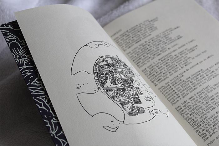 Quadrinhos Insones - Diego Sanchez - Foto: Raquel Moritz