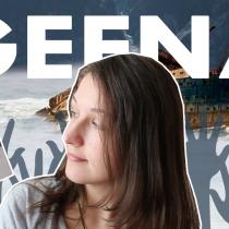O caos social em Geena, de Geraldo Medeiros Jr.