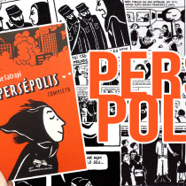 As nuances da HQ Persépolis, de Marjane Satrapi