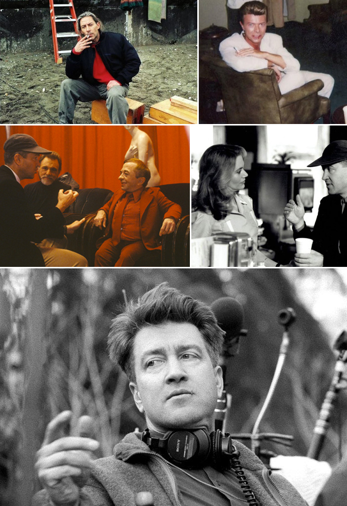 Bastidores de Twin Peaks (Behind the Scenes)