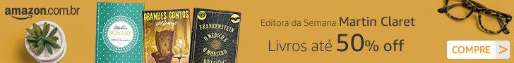 Editora da Semana - Martin Claret