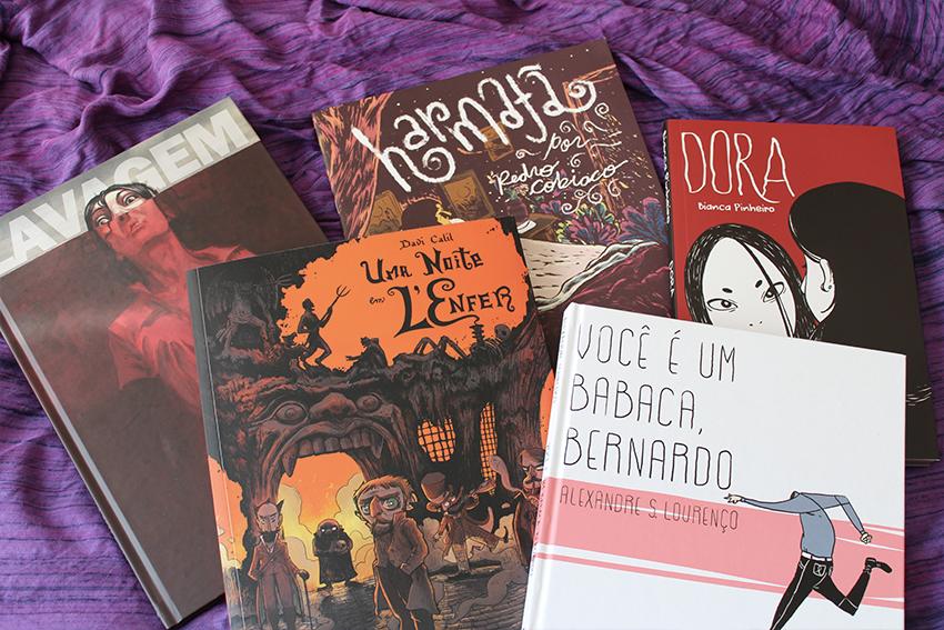 Editora Mino - Bienal de Quadrinhos de Curitiba