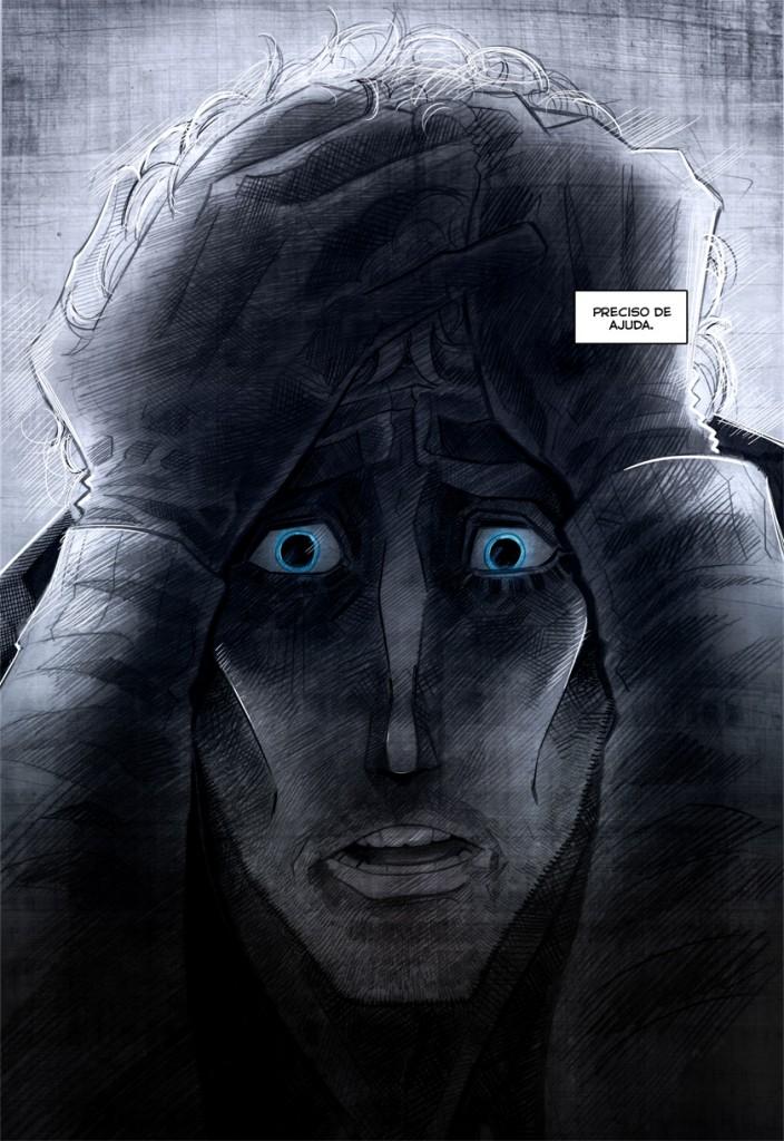 Era da Ferrugem, web comic de Samuel Fonseca