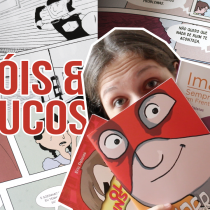 Humor, suspense e superação: as HQs de Eric Peleias