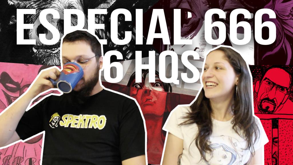 6 hqs de terror com Paulo Cecconi