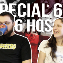 ESPECIAL 666 #AllHallowsRead