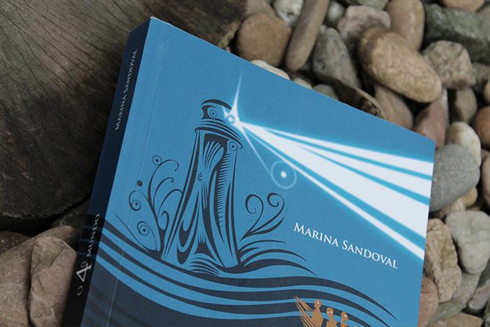 quarto mundo marina sandoval, livros azuis