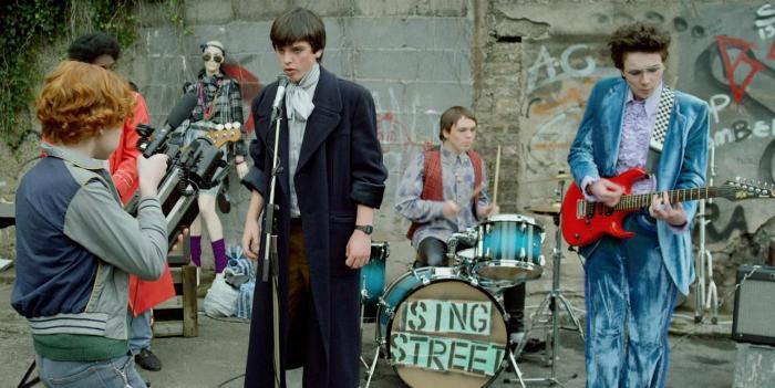 Sing Street (2016), de John Carney