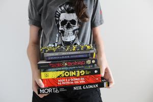 WISHLIST - Livros que quero comprar