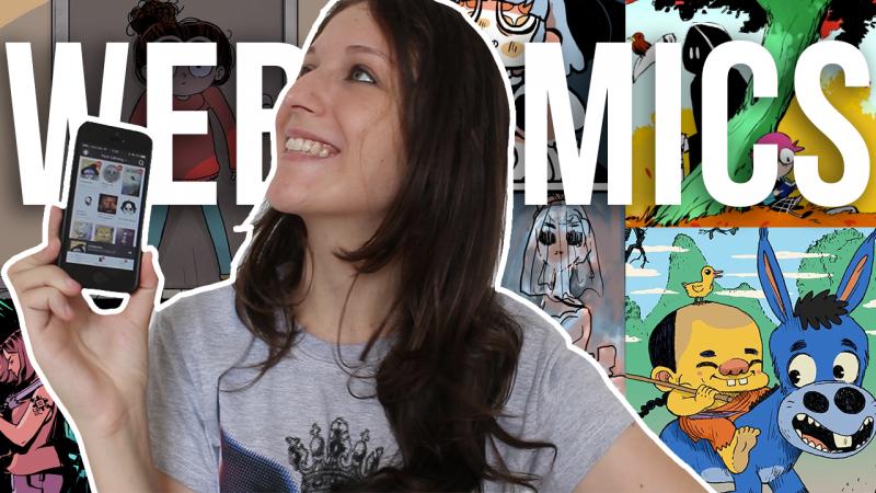 5 webcomics pra ler de graça na internet