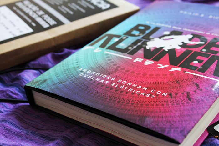 Edição especial do livro que inspirou o filme BLADE RUNNER