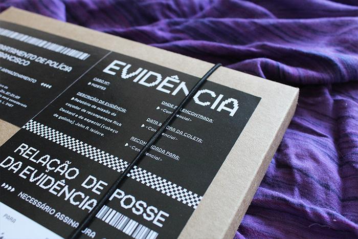 Kit de imprensa do livro ANDROIDES50