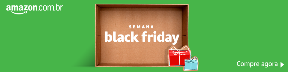 BLACK FRIDAY NA AMAZON