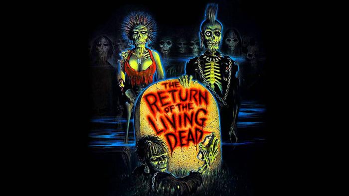 A Volta dos Mortos Vivos