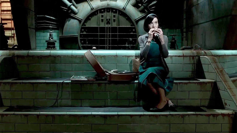 A FORMA DA ÁGUA, de Guillermo del Toro