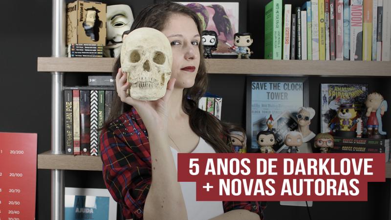 5 REVELAÇÕES DA DARKSIDE NOS 5 ANOS DE DARKLOVE