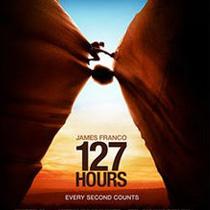 """Passos curtos à loucura em """"127 Horas""""."""