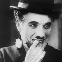 Chaplin: com um sorriso e talvez, uma lágrima