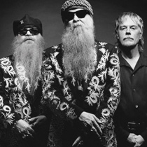 Aquela pequena banda do Texas… ZZ Top!