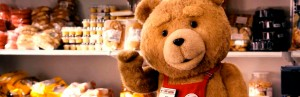"""Filme """"Ted"""" traz um urso adulto e desbocado"""