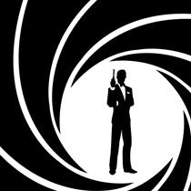 As músicas de abertura de 007