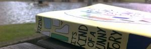It's Kind of a Funny Story: (de)pressão na adolescência é o tema do livro de Ned Vizzini