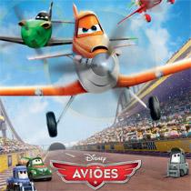 Perseguindo sonhos em Aviões, produção da DisneyToon