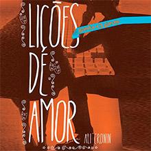 Lições de Amor, o quarto livro da série Garota ♥ Garoto