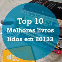 Top 10 – Os melhores livros lidos em 2013