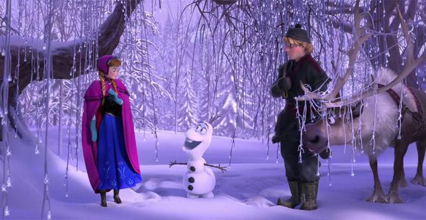 Frozen Uma Aventura Congelante E Musical