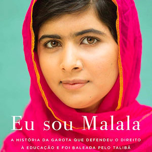 Ela é Malala – e vai inspirar você também