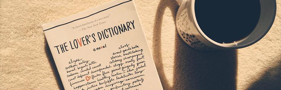David Levithan explica o amor em um dicionário