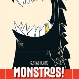 O trabalho magistral de Gustavo Duarte em Monstros!